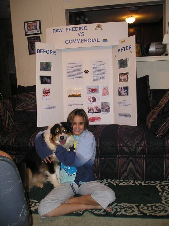 Laura's Science Fair Project